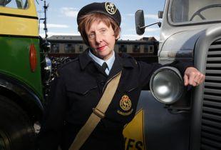 From the Series  Railway Volunteers England