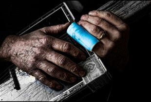 Hands of Bill Abel