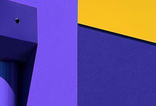 Balmain Purple