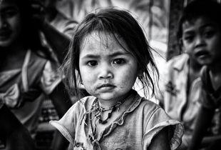 Lao mon child