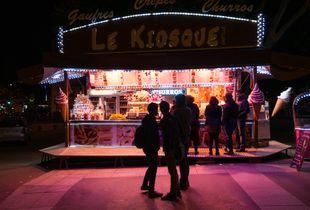 Le kiosque de la Bastille