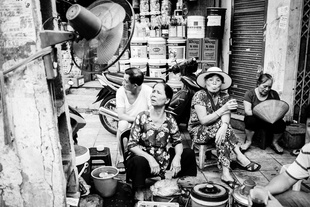 Streets Hanoi