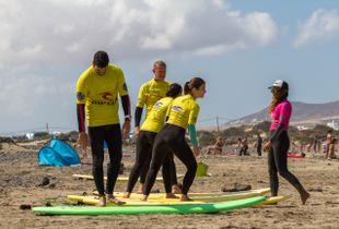 La Famara (Imagine the wave), October 8, 2016