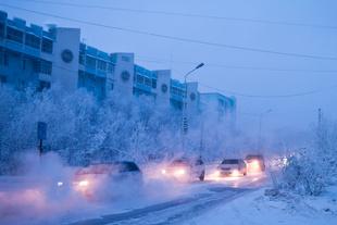 Yakutia, Russia.