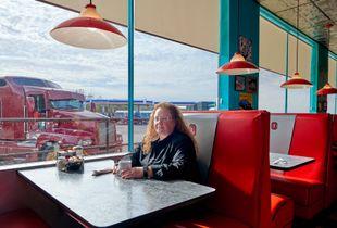Brooke Held-Sudimak, 40, met in Cruisers Restaurant, Lodi,Ohio