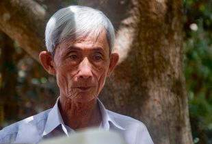 South Vietnamese Soldier, 50 Years Later