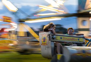 Scrambler | Madison County Fair | Brookfield, NY