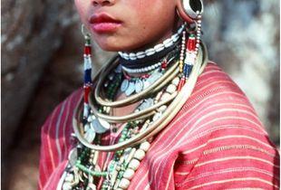 Bre tribe Karenni State Burma