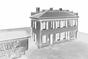 Slave Quarters (Bellamy Mansion)