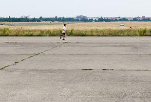 From the series 'Tempelhof. Metamorphoses'   Berlin 2010