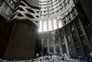 "From the exhibition ""Ponte City"" © Mikhael Subotzky"