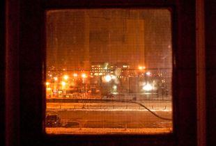 © George Webber - Window, St. Louis Hotel, 2006