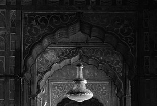 The incredible and stunning architecture of Jama Masjid