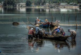Oyster Fishermen