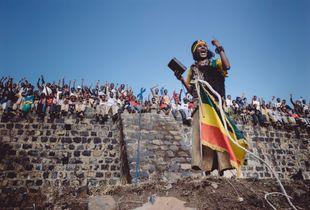 Ethiopian Preacher