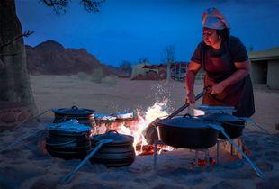 Campfire Cook