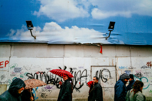 The Streets Of Istanbul. © Engin Güneysu. Chosen for the LensCulture Street Photography Awards Top 100.