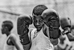 cubanitos que luchan  #1
