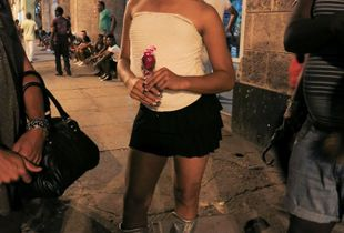 Rapunzel, fifteen years old, Havana