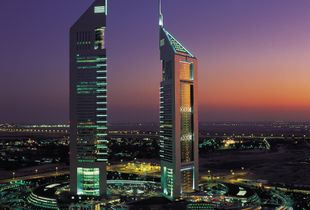 Emirates Towers, Dubai #1