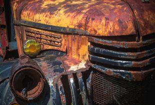 Rusty Ole Truck