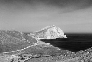 'Kalamos Rock', Anafi, the Cyclades, 2016