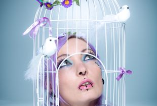 faces: caged beauty 2