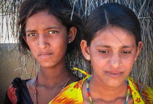 Two Bishnoi Girls