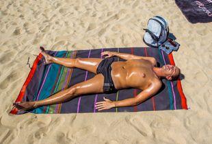 La Playa, Donosti, Spain.