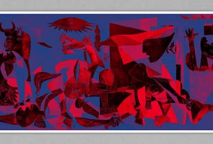STUDY ON GUERNICA