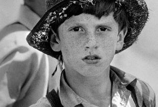 Amish Farm Boy