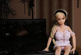 Real Skin doll Evy