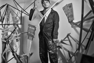 Luis Sahagun, Sculptor, Painter