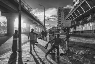Addis Abeba Etiopia 2015