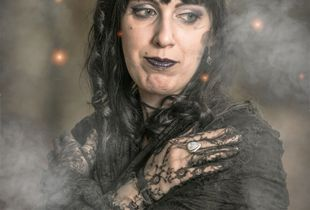 Mystic Dark Witch