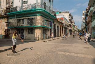 Cuba Street Ball #1