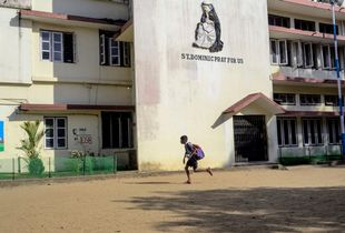 1. St.Dominic School, Kochi