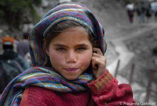 Himalaya's Girl