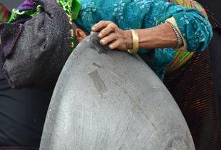 Femme Hmong / Hmong woman