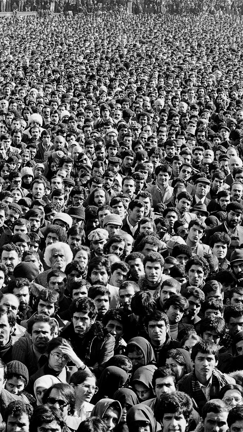 Iran, Année 38: Photography Since the Revolution