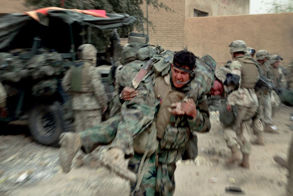 "the american perspective on the war in iraq Terror and ethnocentrism:foundations ofamerican is to offer an account of the foundations of american support for the ""war midst of planning for war with iraq."