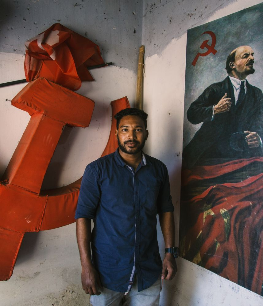 Red Kerala- Communism in the South of India