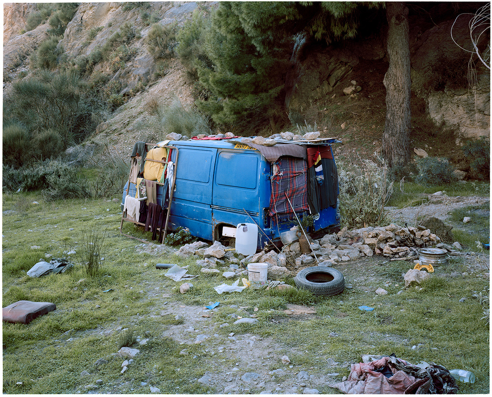 From U0027The Riverbed,u0027 Andalucia, Spain © Ben Murphy