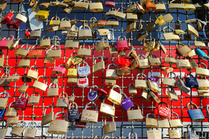 I WAS HERE (Lovelocks, Cologne, Germany)