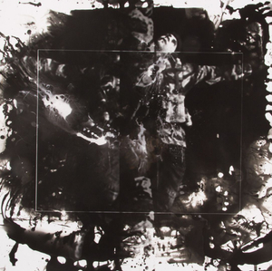 "Crucified, 2011, Gelatin-Silver, 40x40""© Ross Faircloth"
