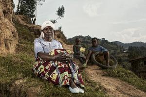 """Evidence of Resilience"" #7 Karombero Village, Rwanda"