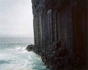"Dark Cliff. From the series ""Place in Mind."" Showing at Eleven Fine Art. Courtesy of Photo London."