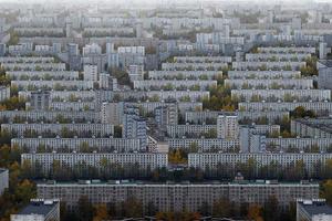 Yugo-Zapadniy Okryg, Moscow (2008). From the series 'BRICS' © Marcus Lyon