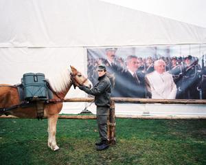 Army Cooks, Vienna, 2007 © Martin Kollar