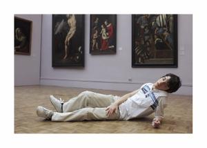 Adrien Kempa, Act 23, 2010. Courtesy Galerie RX, Paris